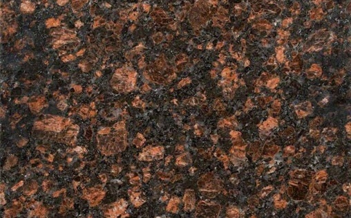 British brown granite